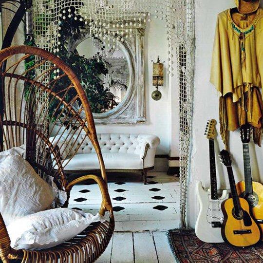 Crochet-Curtain