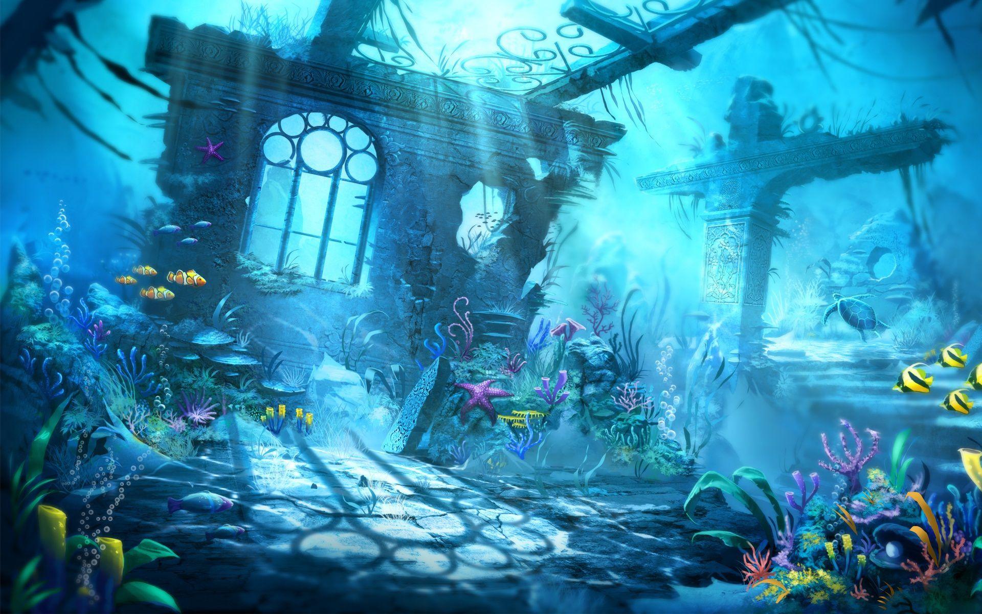 Life under water essay